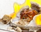 Fırında Tuzda Tavuk